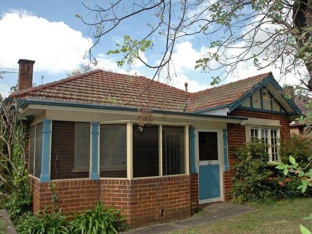 23 Tarrants Avenue, Eastwood, NSW 2122