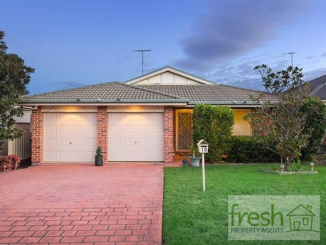 10 Bonaccordo Road, Quakers Hill, NSW 2763