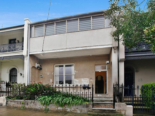 25 Windsor Street, Paddington, NSW 2021