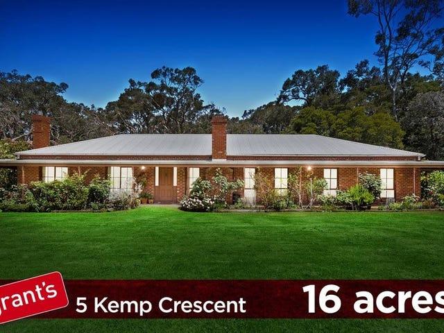 5 Kemp Crescent, Somerville, Vic 3912