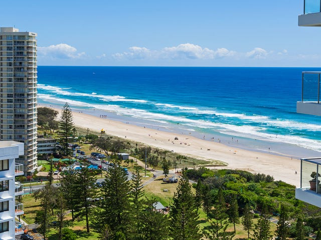 1501/159 Old Burleigh Road, Broadbeach, Qld 4218