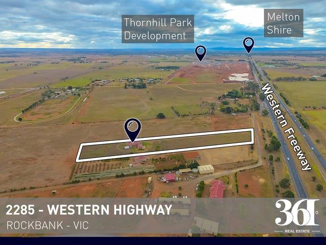 2285 Western hwy, Rockbank, Vic 3335