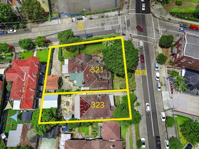 321 & 323 Marrickville Road, Marrickville, NSW 2204