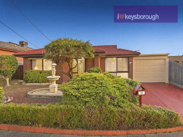 14 Greenleaf Court, Keysborough, Vic 3173