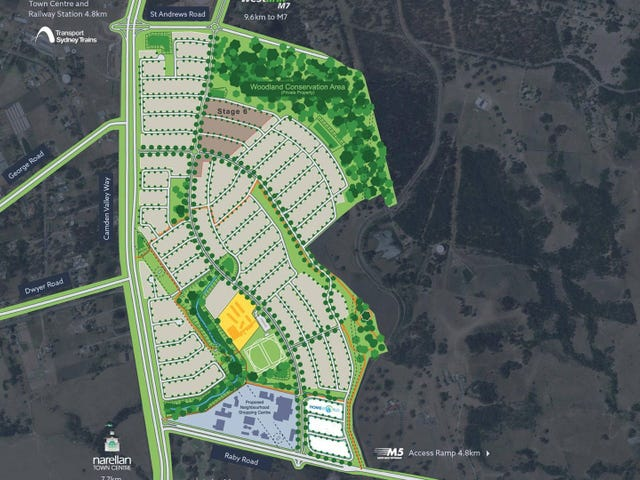 Lot 3019 Emerald Hills, Leppington, NSW 2179
