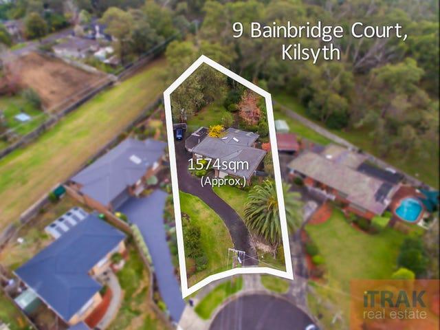 9 Bainbridge Court, Kilsyth, Vic 3137