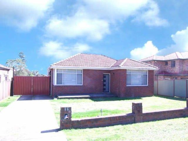 16 Sherwood Street, Revesby, NSW 2212
