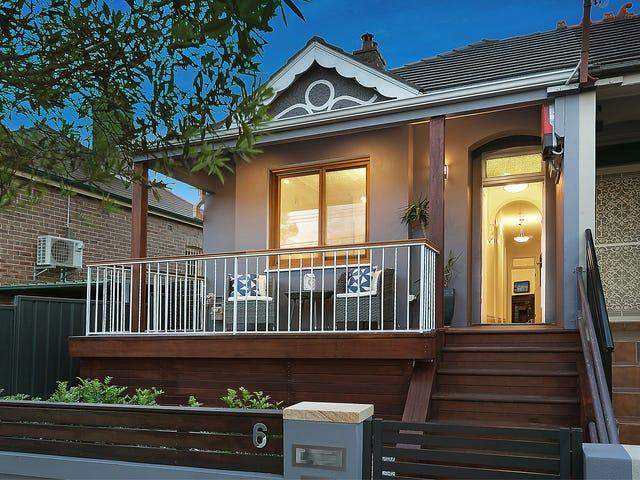 6 Harrison Street, Marrickville, NSW 2204