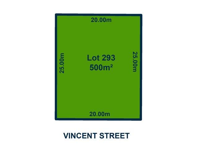 Lot 293 Vincent Street, South Plympton, SA 5038