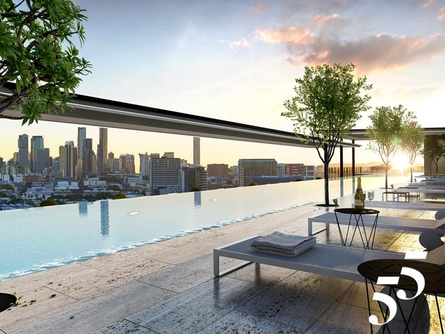 2/20 Festival Place, Newstead, Qld 4006