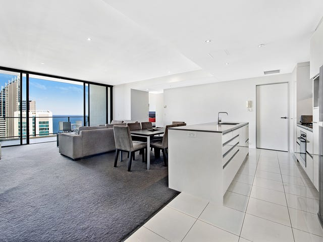 Apartment 2612/9 Ferny Ave, Surfers Paradise, Qld 4217