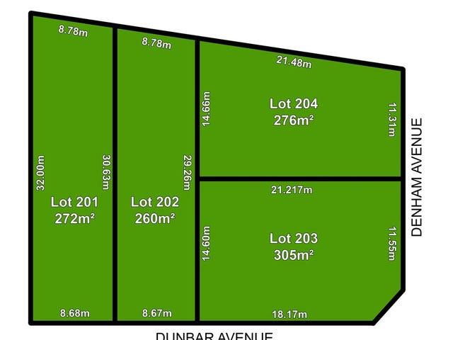 Lot 201 Dunbar Avenue, Morphettville, SA 5043