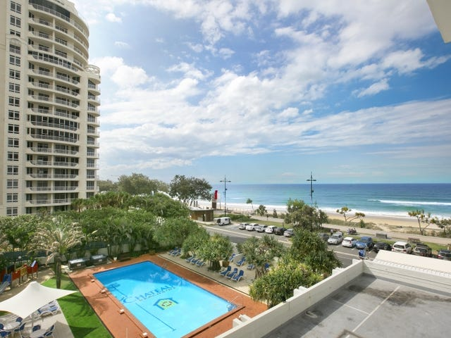 205/52 The Esplanade, Surfers Paradise, Qld 4217