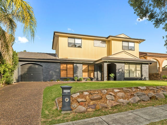10 Glen Elgin Crescent, Edensor Park, NSW 2176