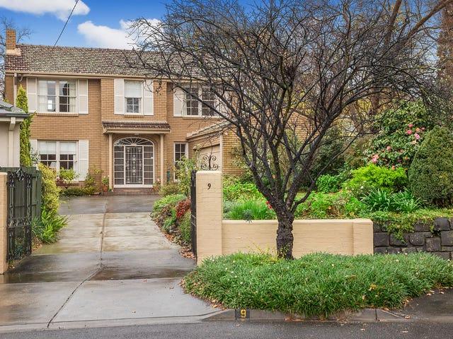 9 Tregarron Avenue, Kew, Vic 3101