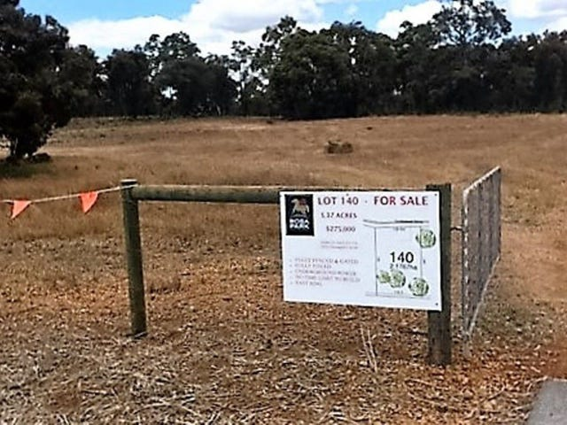 Lot 140 Turtledove Drive, Lower Chittering, WA 6084