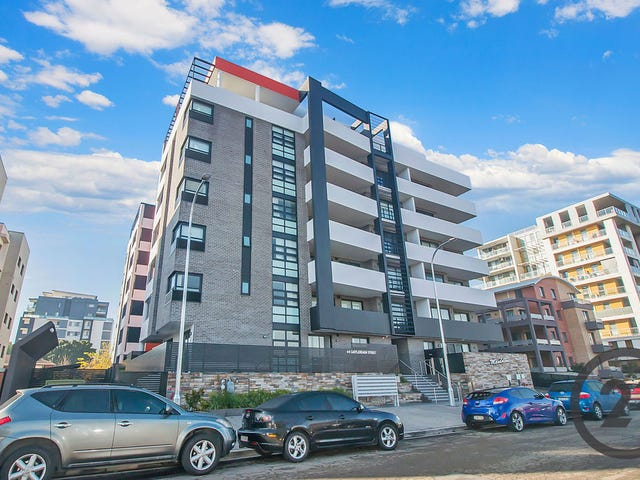 43/4-6 Castlereagh street, Liverpool, NSW 2170