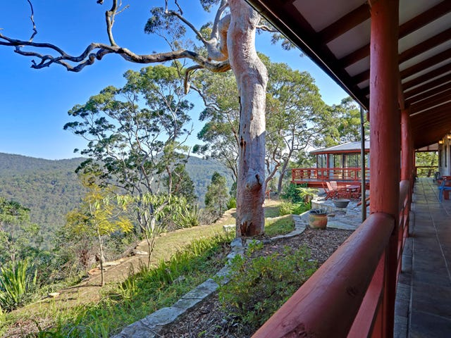 161 Pembertons Hill Road, Mangrove Creek, NSW 2250