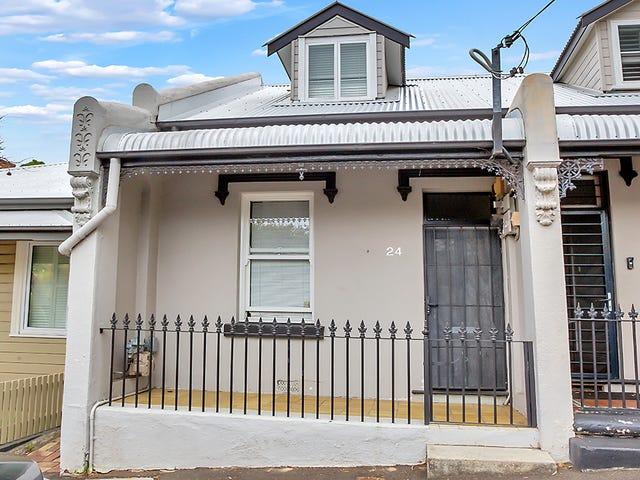 24 Nelson Street, Rozelle, NSW 2039