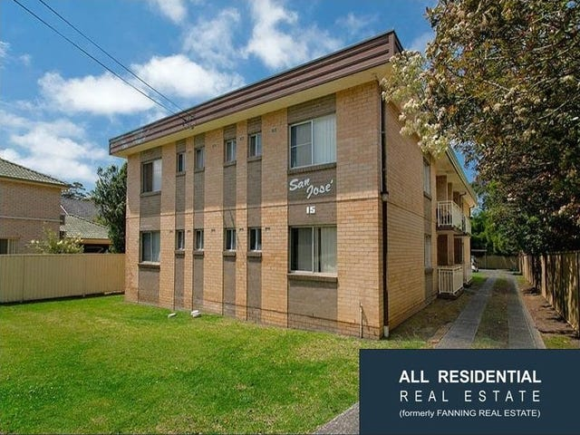 2/15 Gilmore Street, West Wollongong, NSW 2500