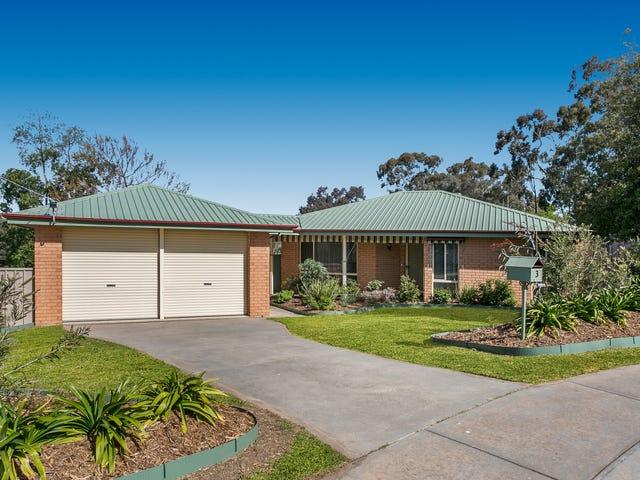 3 Edmund Court, Kangaroo Flat, Vic 3555