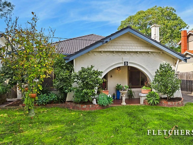 9  Ward Street, Ashburton, Vic 3147