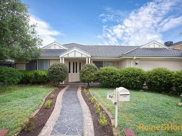 22 Bancroft Avenue, Narre Warren South, Vic 3805