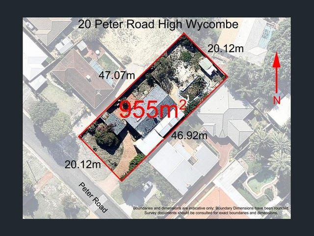 20 Peter Rd, High Wycombe, WA 6057