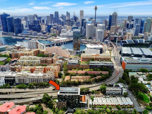 206/280 Jones Street, Pyrmont, NSW 2009