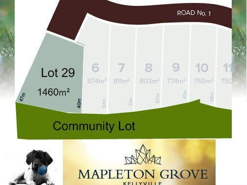 Lot 29 18-20 Barry Rd, Kellyville, NSW 2155