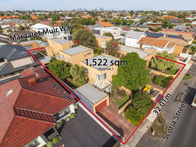 1-6 38-40 Scotia Street, Moonee Ponds, Vic 3039