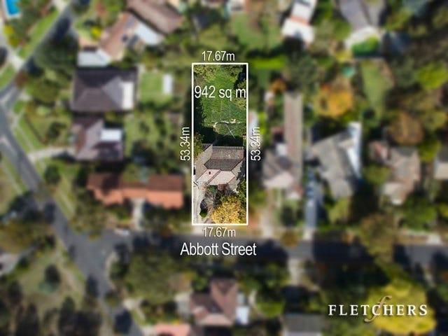30 Abbott Street, Balwyn North, Vic 3104