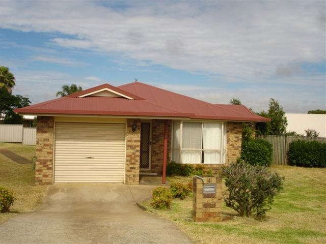 4 Robindale Drive, Darling Heights, Qld 4350