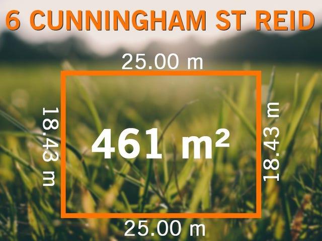 6 Cunningham Street, Reid, SA 5118