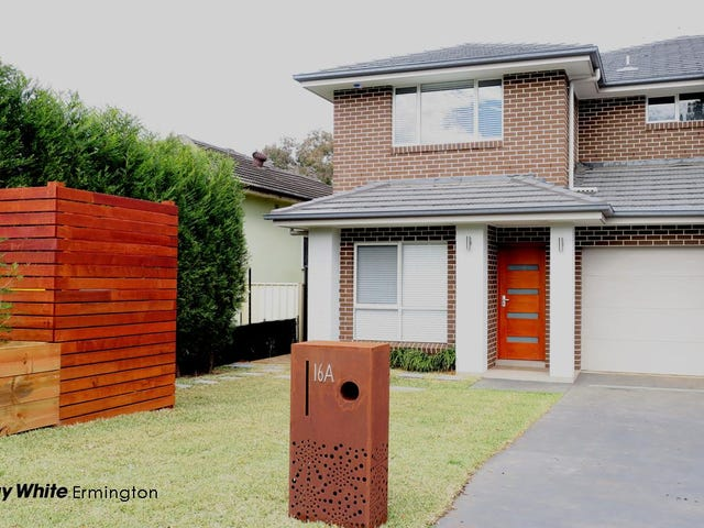16A Woodward Street, Ermington, NSW 2115