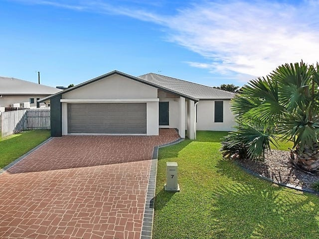 7 Rangeleigh Court, Mount Louisa, Qld 4814