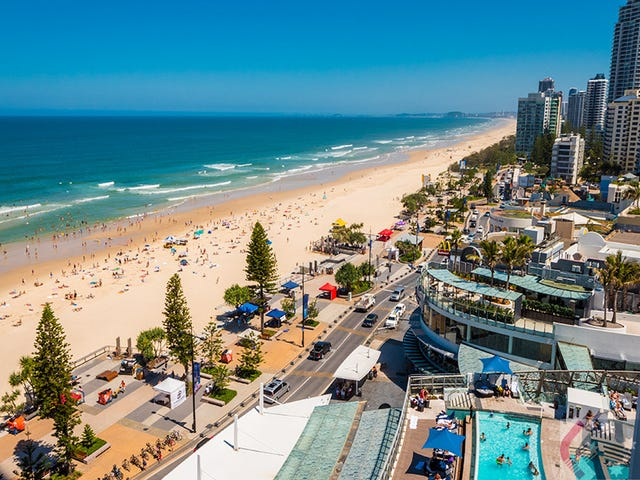1003/4 The Esplanade, Surfers Paradise, Qld 4217
