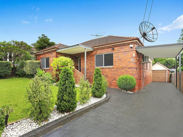 15 Wentworth Road, Eastwood, NSW 2122