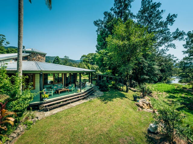 631 Gordonville Road, Bellingen, NSW 2454