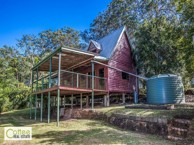 366 Tunnel Ridge Road, Mooloolah Valley, Qld 4553