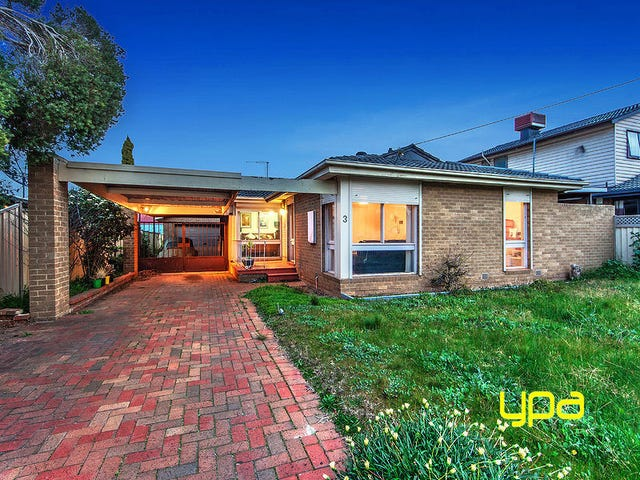 3 Magnolia Avenue, Kings Park, Vic 3021