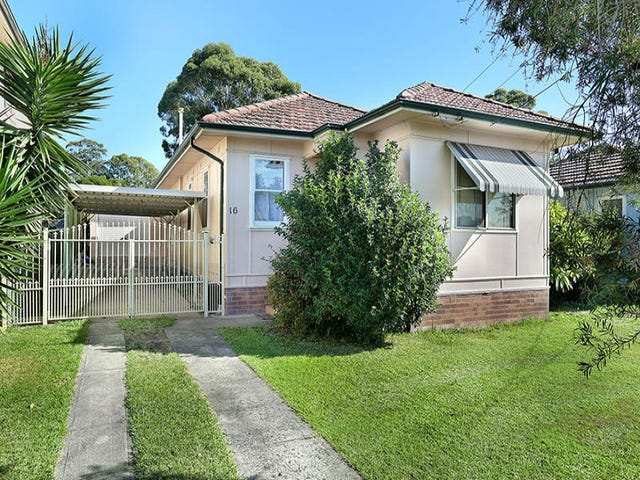 16 Merle Street, Chester Hill, NSW 2162