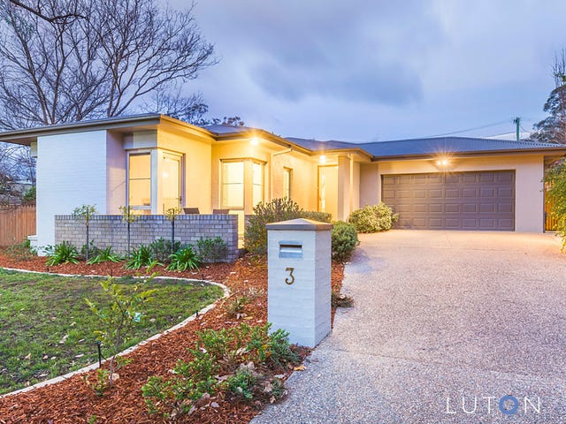 3 Finniss Crescent, Narrabundah, ACT 2604