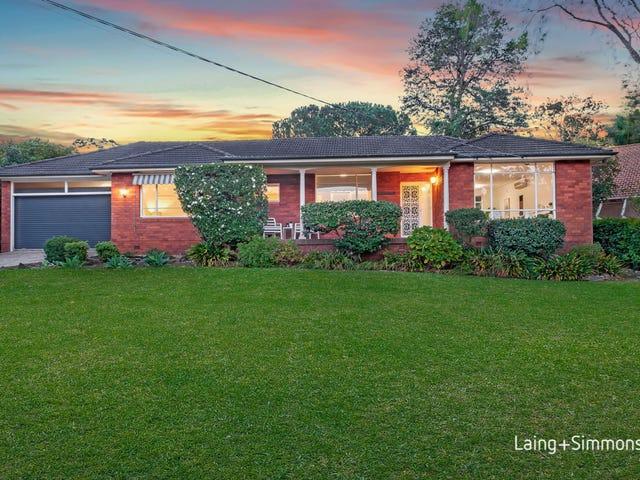 9 Briddon Close, Pennant Hills, NSW 2120