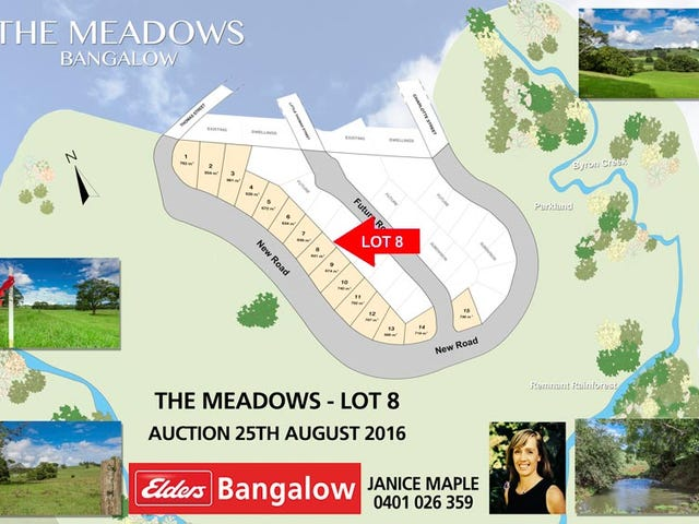 Lot 8, 58 Charlotte Street, Bangalow, NSW 2479