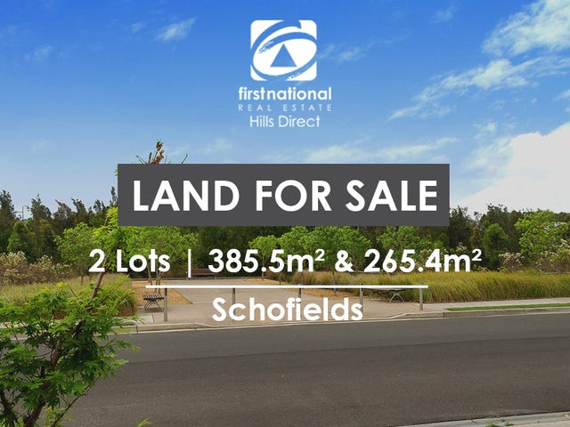 Lot 21 Spiller Street, Schofields, NSW 2762