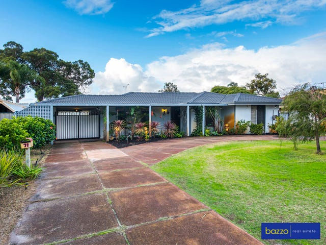 71 Kingfisher Avenue, Ballajura, WA 6066