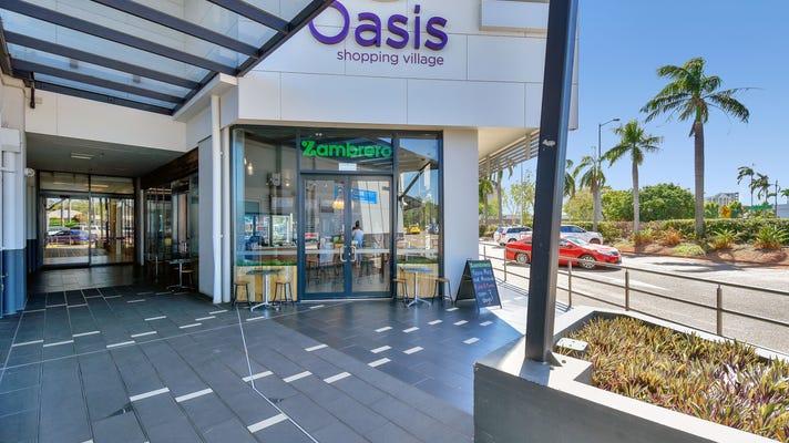 Oasis shopping centre