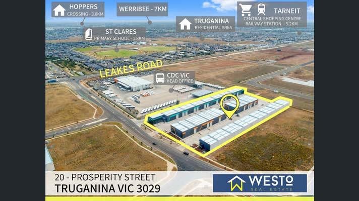 Prosperity Street Truganina, 20 PROSPERITY STREET Truganina VIC 3029 - Image 1