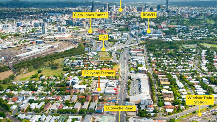 22 Lyons Terrace, Windsor, QLD 4030 - Industrial ...